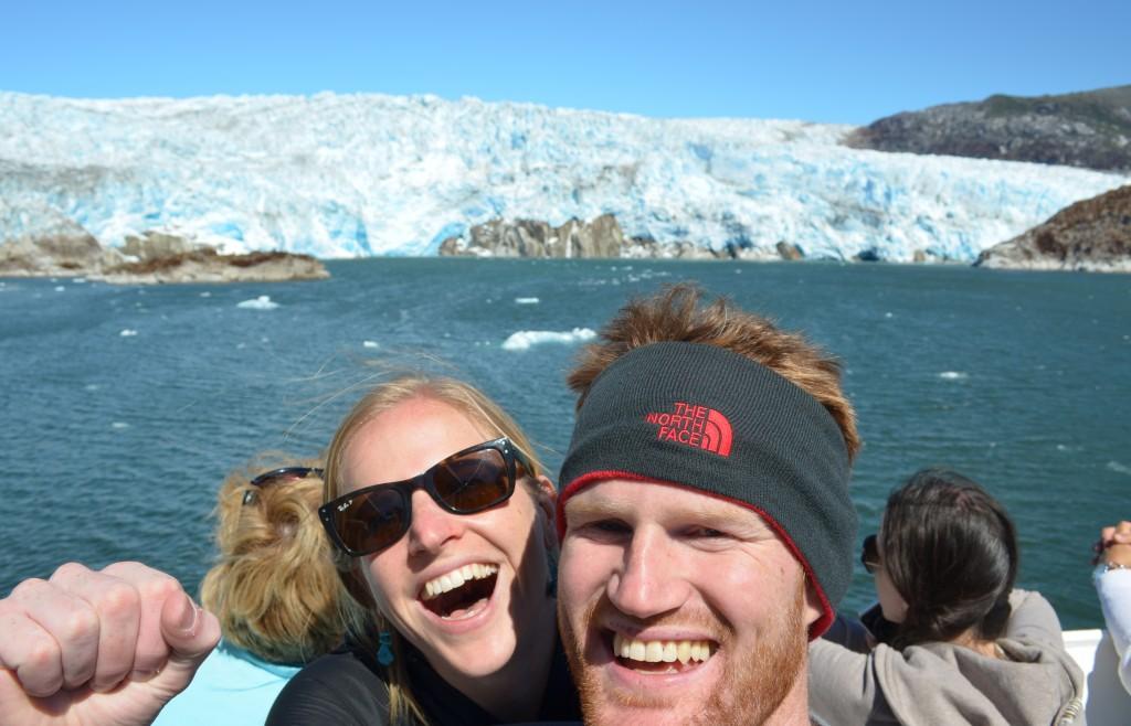 We love glaciers!