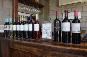 Tempus Alba wine options
