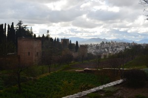 Tour of the Alhambra